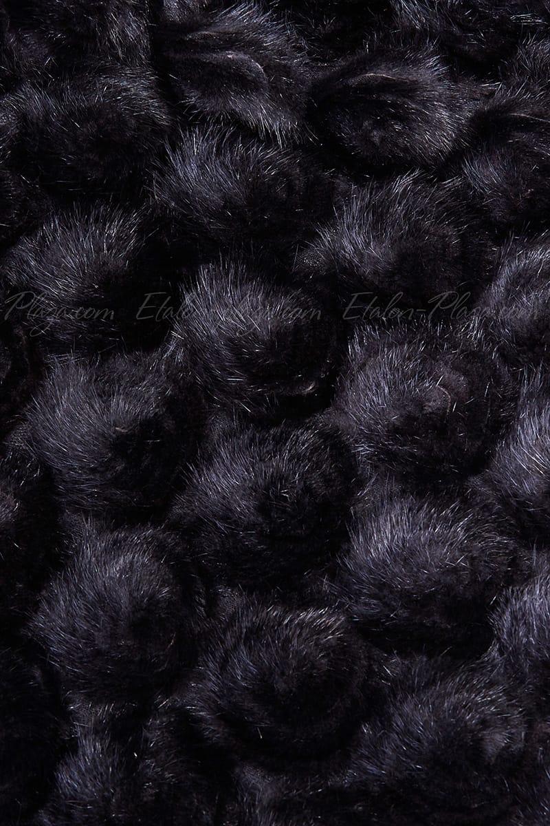 Women's Fur mink vest