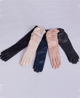 Шкіряні рукавички П01