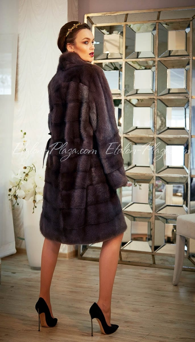Women's fur coat from Mink