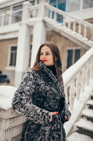 Women's fur coat