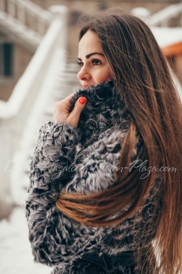 Женская Шуба