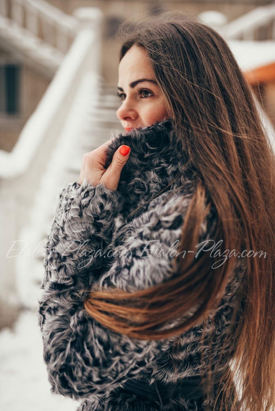 Жіноча шуба Ш1264