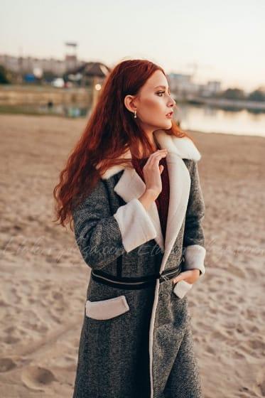 Жіноче пальто трансформер
