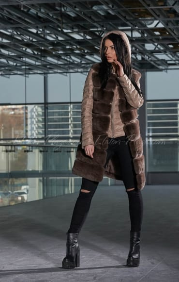 Women's Waistcoat Down jacket