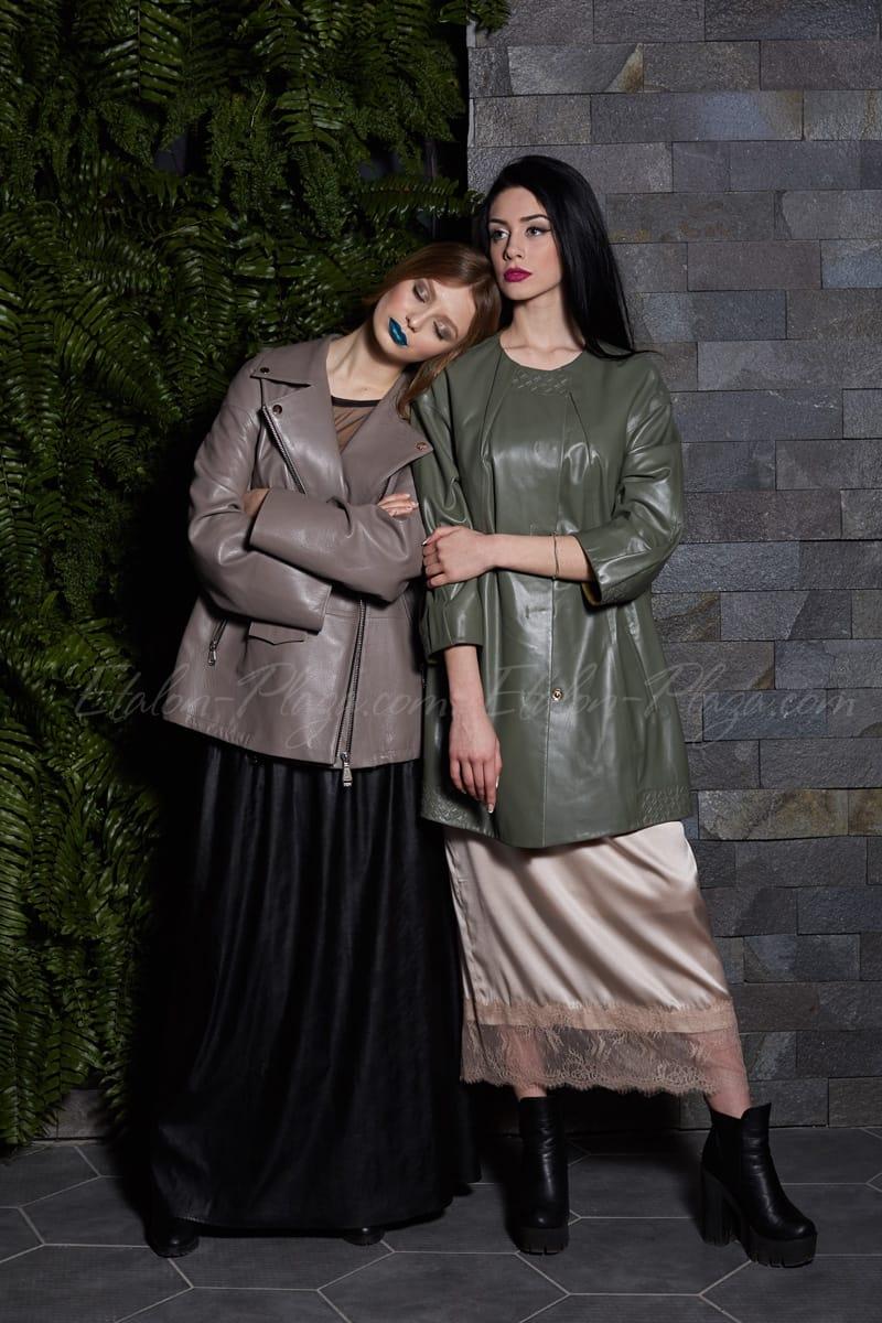 Жіноча куртка K1156