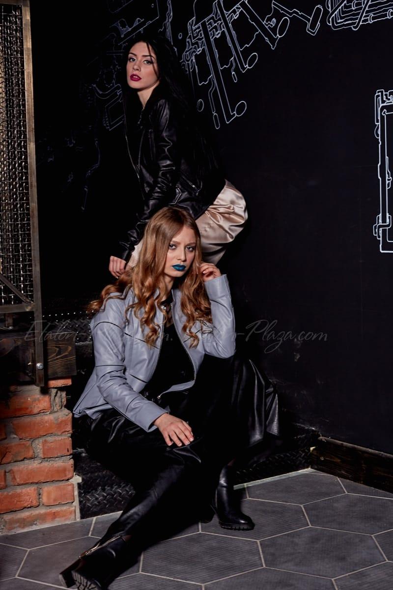Жіноча куртка K1163