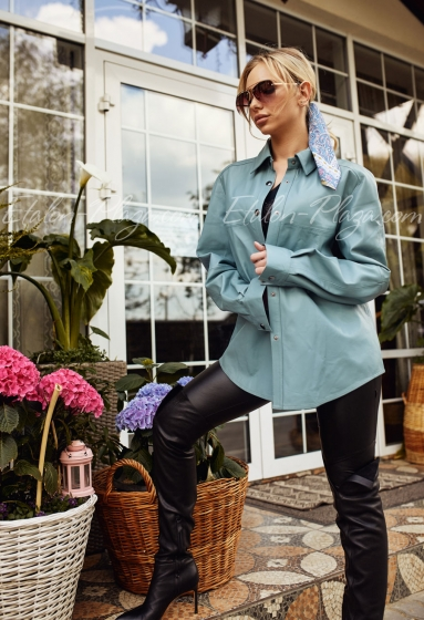 Женская Куртка-рубашка